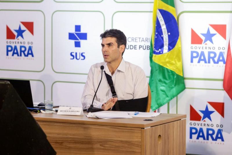 Você aprova as medidas de combate e prevenção à Covid-19 do Governo do Pará?