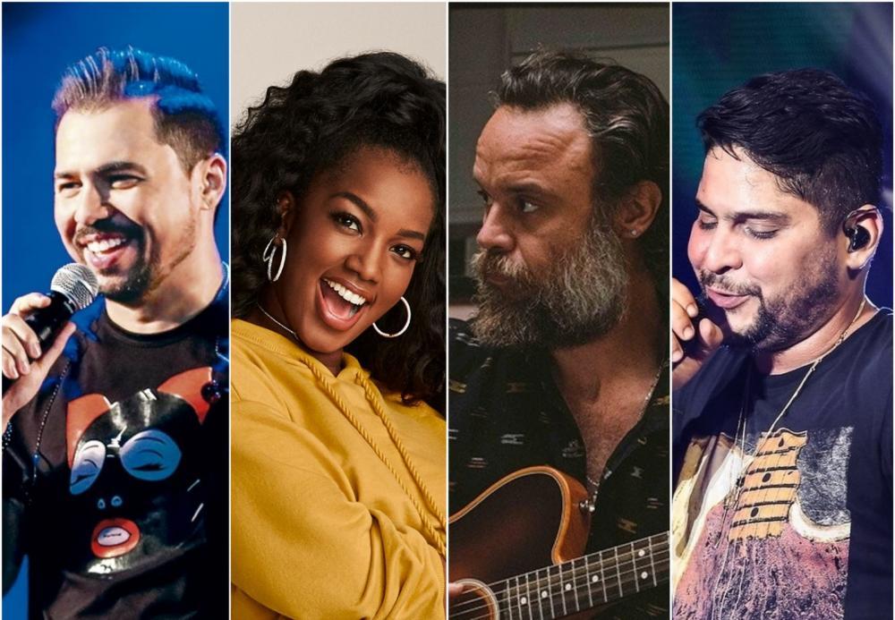 Música em casa: Jorge & Mateus, Iza, Parangolé, Xand Avião, Rodrigo Amarante e mais shows para ver em casa