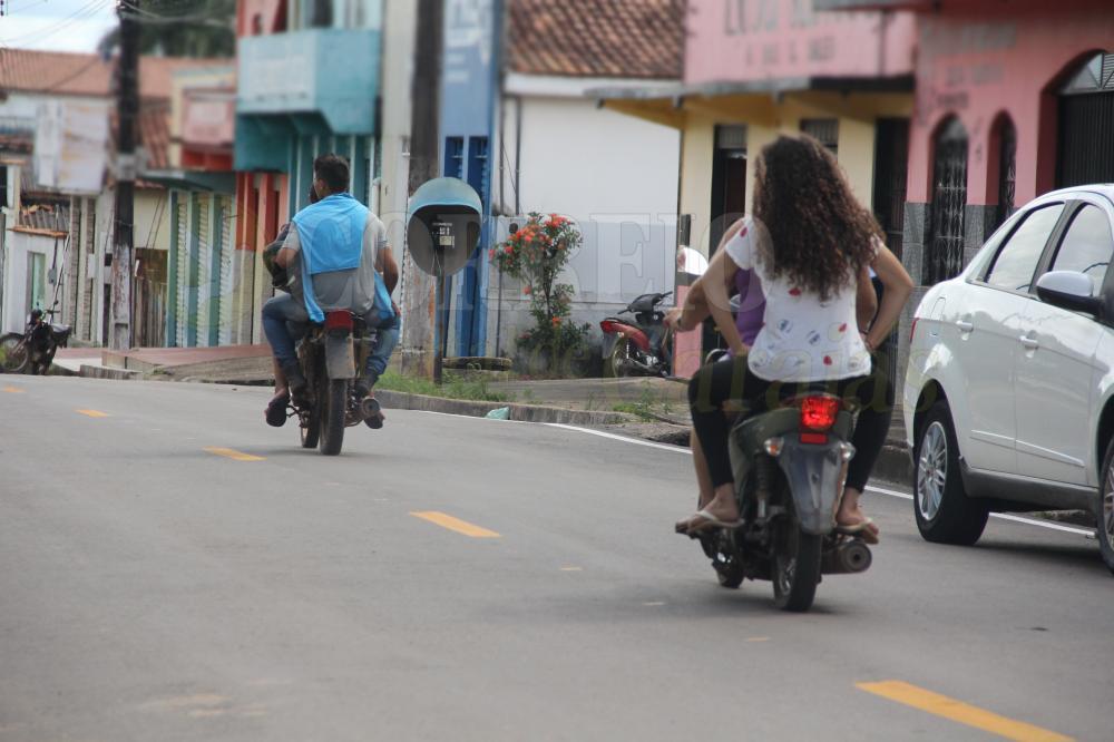 Opinião: Prefeito de Itaituba excepciona Código de Trânsito e decreta: Uso de capacete é opcional para os passageiros de mototaxistas