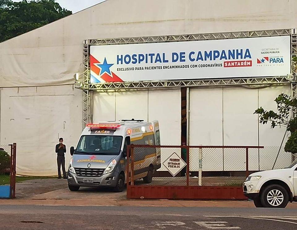 Boletim do Hospital de Campanha de Santarém desta sexta-feira (01)