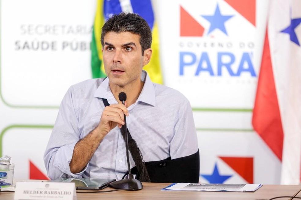 Governo do Pará prevê