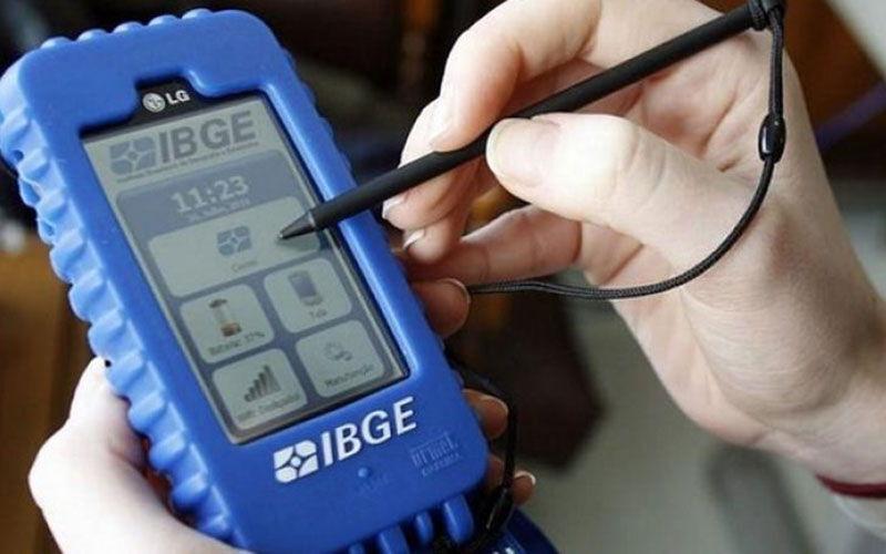 IBGE devolverá R$ 2,8 milhões em taxas a 100 mil inscritos no concurso do Censo
