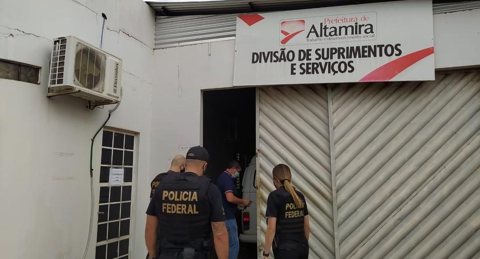 Operação conjunta combate lavagem de dinheiro e fraudes em recursos da educação em Altamira, no PA