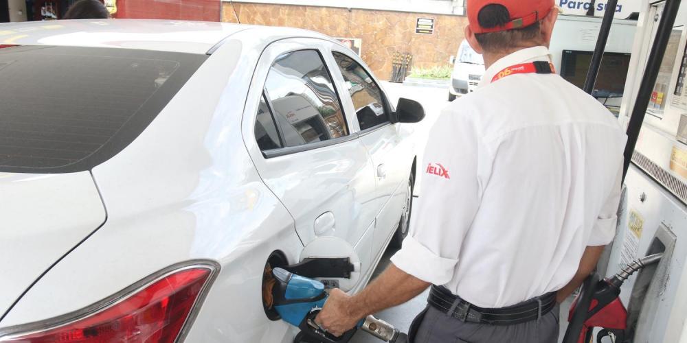 Já está em vigor aumento de 10% no preço da gasolina
