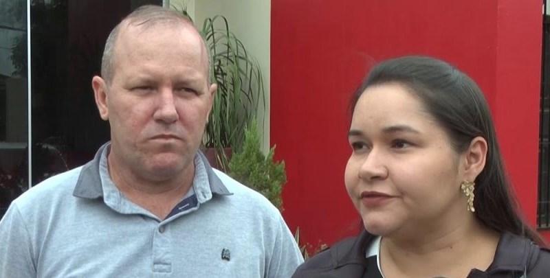Vereador Roni Heck (MDB) e a esposa Márcia Daniele Rodrigues, secretária de Educação de Altamira, no PA, são afastados suspeitos de desvios da educação