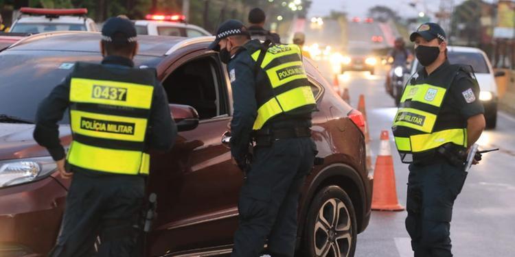 Estado anuncia apoio na segurança de municípios que optarem pelo lockdown