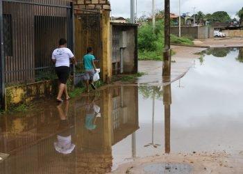Norte Energia deixa moradora debaixo d'água em Altamira