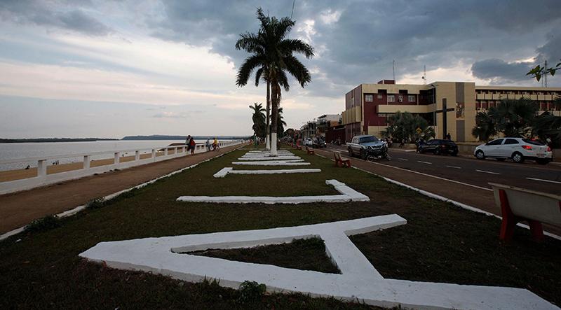 Justiça determina 'lockdown' em Altamira, no PA