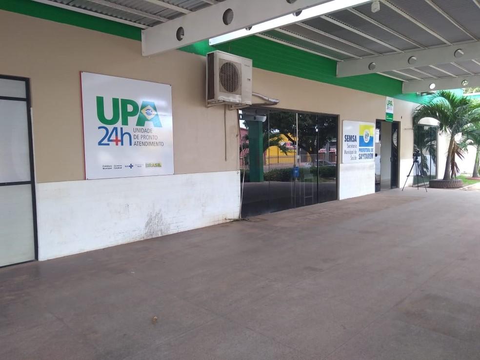Processo interno é aberto para apurar causa da morte de idoso que foi encontrado em sala de exames na UPA 24h