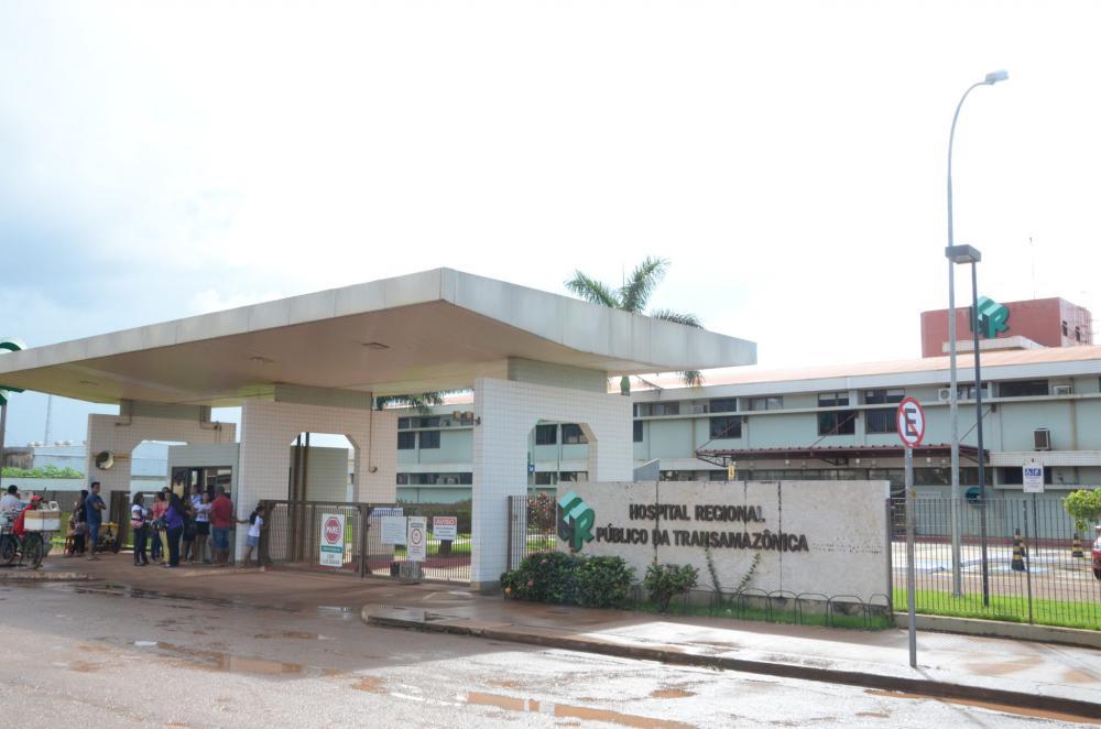 Em Altamira, Hospital Regional abre vagas de emprego para três áreas; confira