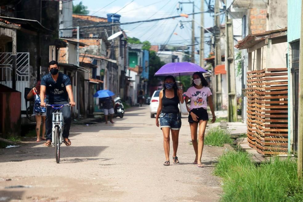 Pará alcança pior posição no ranking de isolamento social