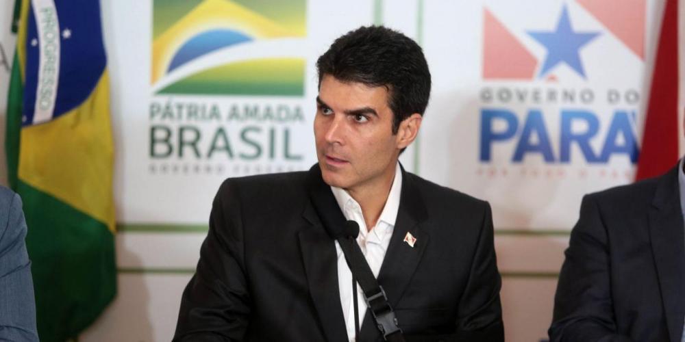 Alvo de operação da PF, Helder diz que Governo do Pará foi enganado por empresário que vendeu respiradores