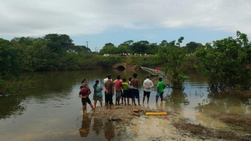 Adolescente de 13 anos se afoga após batismo em Itaituba