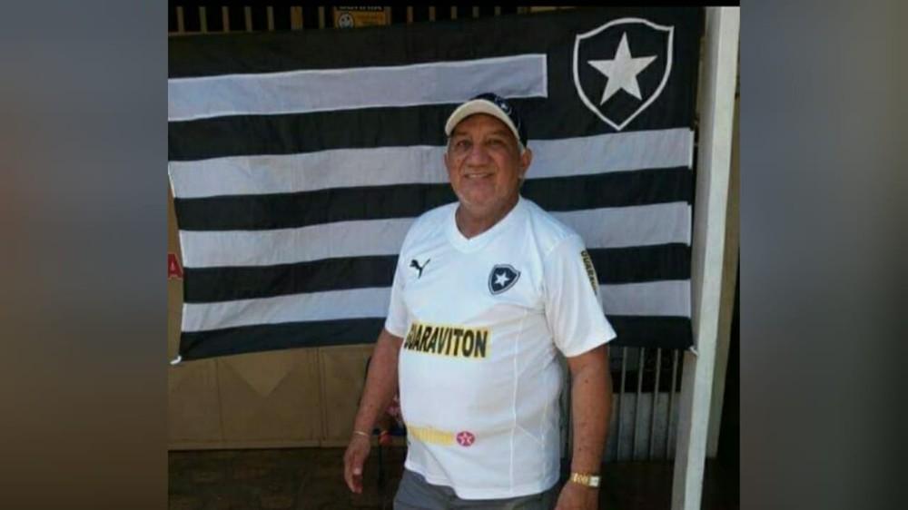 Luiz Gonçalves morreu aos 73 anos em Santarém.   Foto: Arquivo pessoal
