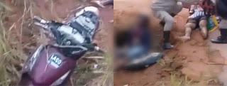 Jovem morre e outro fica ferido em acidente na estrada da princesa do Xingu, em Altamira