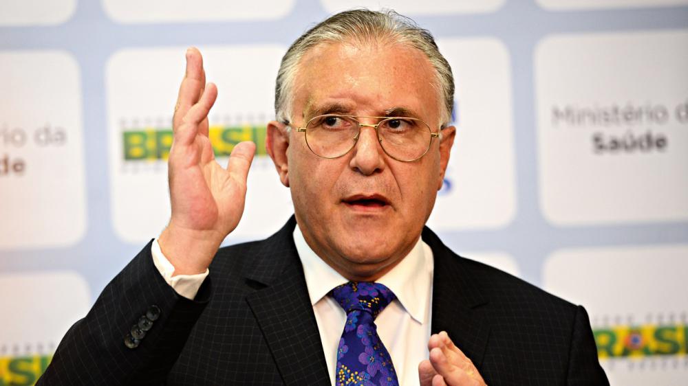 Alberto Beltrame se afasta do cargo de secretário de Saúde do Pará; governador nomeia delegado federal
