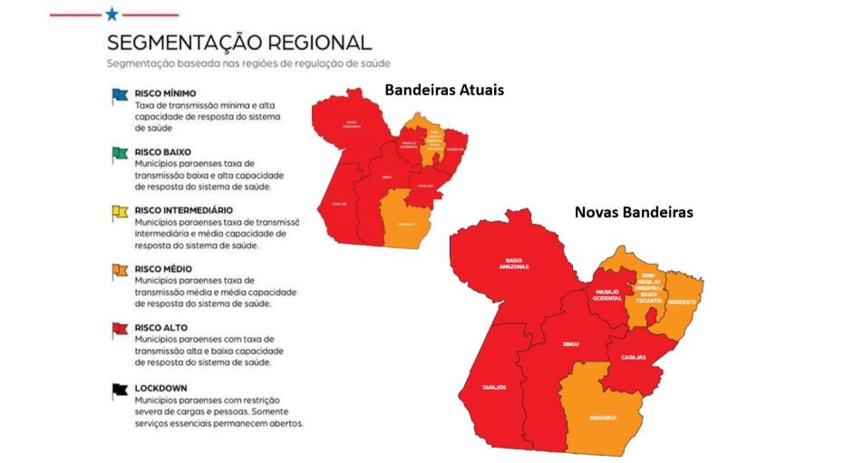 """""""Retoma Pará"""" aponta Xingu na zona vermelha"""