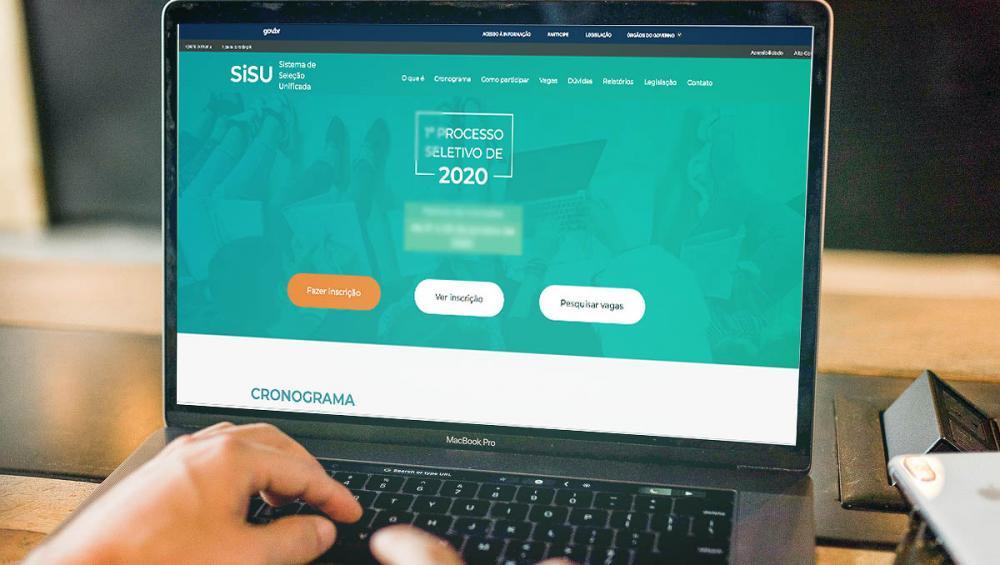 Inscrições para o Sisu do segundo semestre começam hoje; prazo acaba sexta