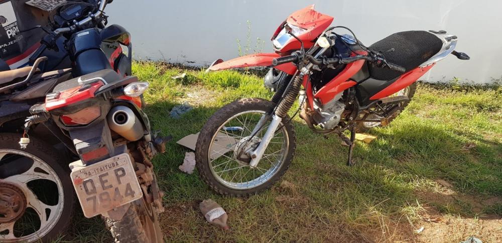 Acidente entre duas motocicletas deixa dois mortos em Itaituba; veja vídeo