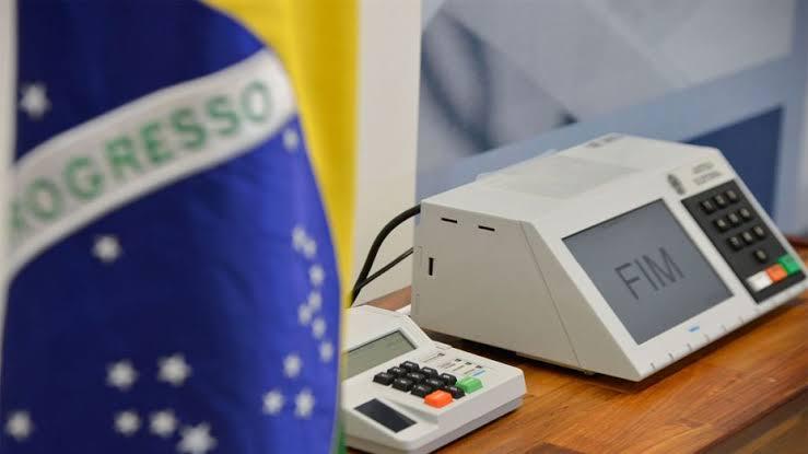 Urna eletrônica (Foto: José Cruz/Agência Brasil)