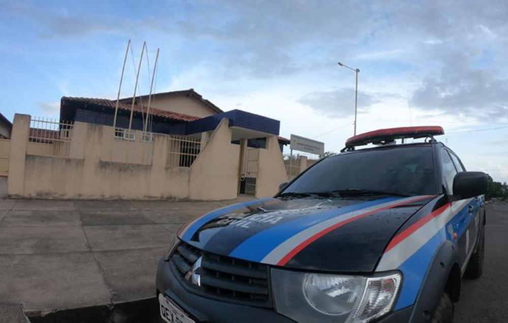 Polícia Civil de Oriximiná apreende adolescente suspeito de roubar e estuprar jovem em Óbidos. (Foto: Polícia Civil/Divulgação)