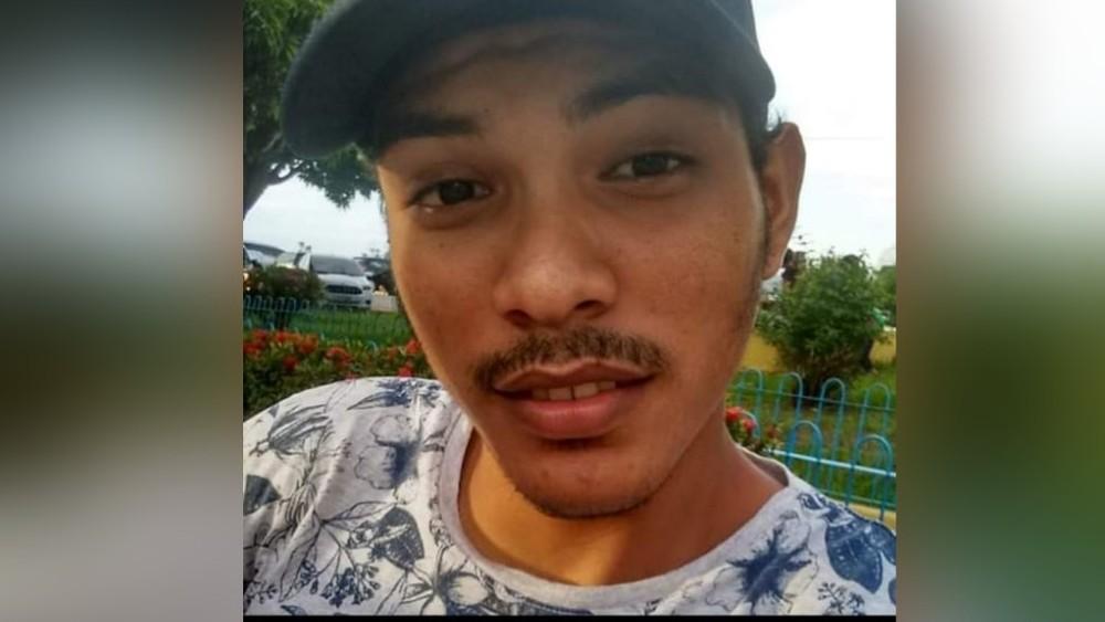 Em Alenquer, jovem é morto com um tiro no peito; polícia suspeita de acerto de contas. (Foto: Reprodução/Redes Sociais)
