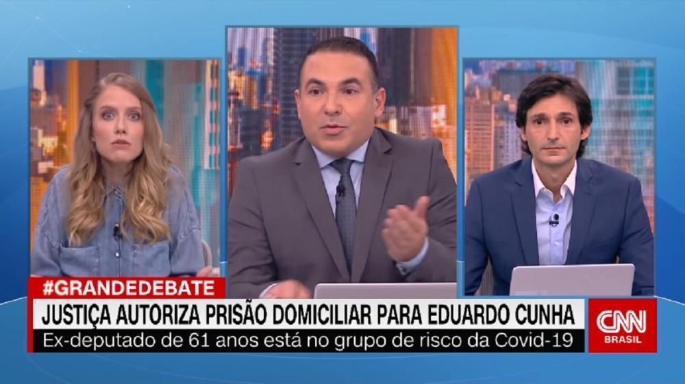 Gabriela Prioli deixa CNN Brasil após ser destratada ao vivo por apresentador e faz longo desabafo em rede social