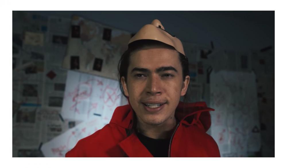 Whindersson Nunes participa de vídeo com elenco de 'La Casa de Papel'