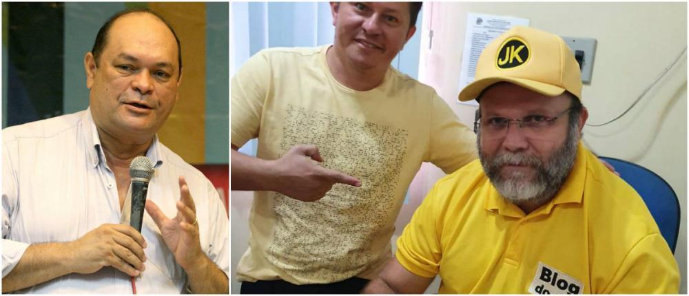 Ex-prefeito Alexandre Von e blogueiro JK, serão puxadores de votos do PSDB para Câmara de Santarém