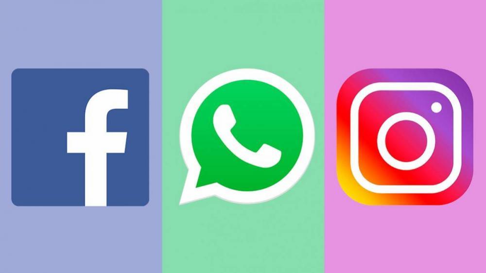 Whatsapp, Instagram e Facebook caíram? Apps ficam fora do ar e usuários reclamam