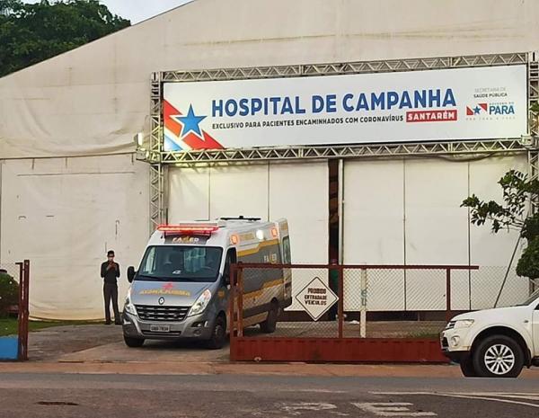 Boletins - Hospital de Campanha de Santarém